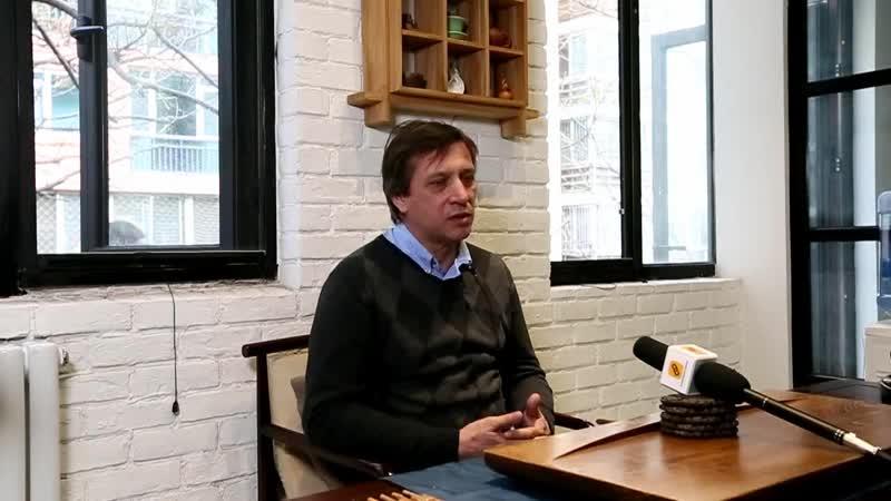 Эксклюзивное интервью члена жюри 9-го Пекинского международного кинофестиваля, российского кинорежиссера Сергея Дворцевого