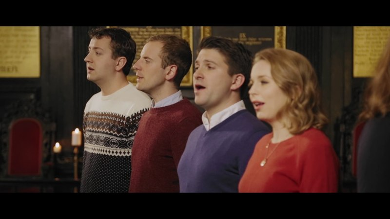 VOCES8: A Hymn to the Virgin - Benjamin Britten