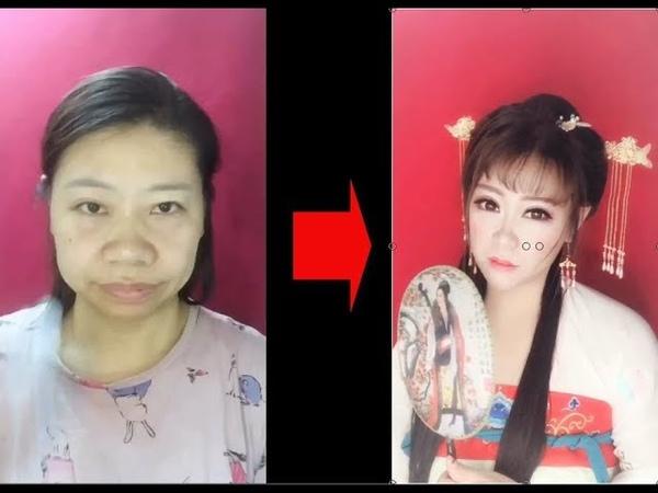 Vịt hóa thiên nga | Đỉnh cao của makeup | Makeup challenge | Makeup Art 19
