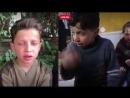 Тот самый мальчик после «химатаки» в Сирии