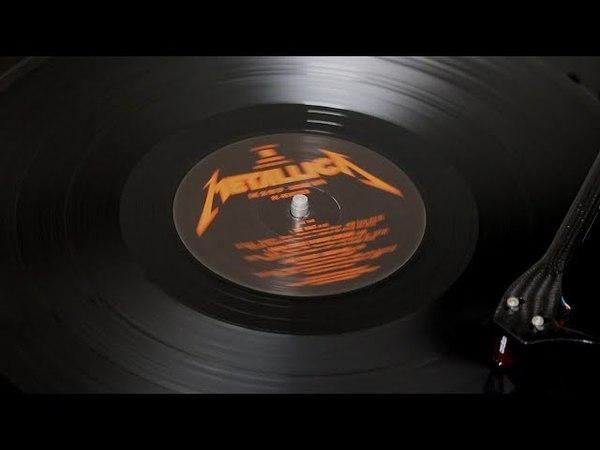 Metallica Crash Course in Brain Surgery (Garage Days Vinyl)