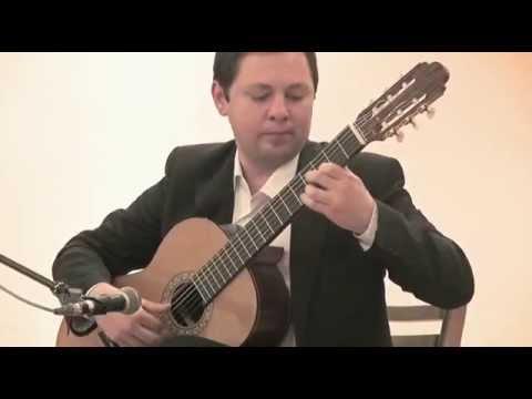 Александр Еременко (гитара, г. Касли) - Послевоенный вальс (А. Еременко)