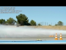 0 5 секунды до 100 Драгстер работающий на воде и воздухе mp4