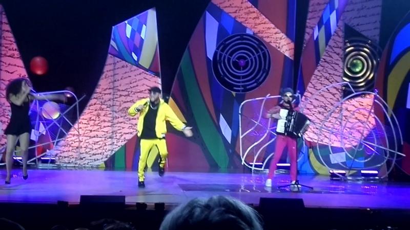 30-05-2018 Москва кз Москвич концерт сьёмка телеперидачи смех с доставкой на дом часть-6