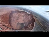 BREAKING!! Kilauea Volcano Crater Completely Collapsed! Lava Still Spewing Out!!!