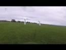 Приземление по ветру после съемки 120-й Oddesey