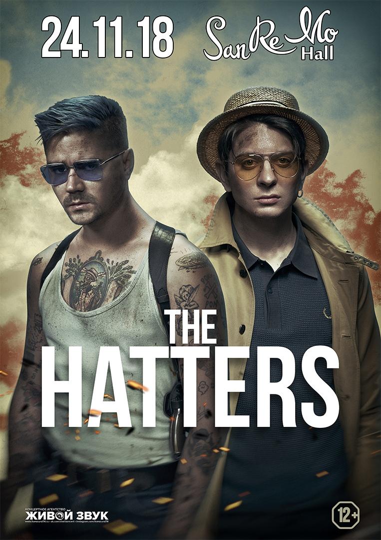 Афиша Владивосток 24/11 / THE HATTERS / Владивосток / SanReMo Hall