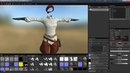 Character Creator Master Series Pirate Creation Part 4 Texturing the Clothes in Substance Painter
