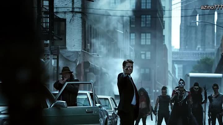 Готэм / Gotham 5 Сезон (2019) 2 Серия из 22 / Жанр: детектив, триллер, боевик, фантастика, драма, криминал