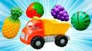 Ein lehrreiches Lied für Kinder Wir lernen Englisch Das Obst