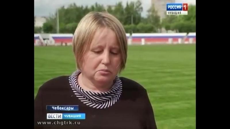 Михаил Игнатьев остался доволен реконструкцией чебоксарских стадионов