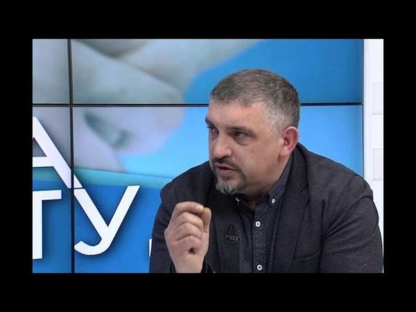 Біла Балаклава Репост! Конфлікт в Азовському морі - провокація та постановка Вальцмана і карлика