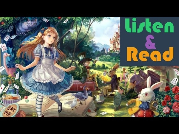 Alice in Wonderland 8: The Queens Croquet Ground - for English Learners