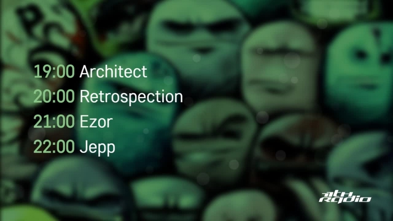 Architect and Retrospection Ezor and Jepp - Live @ Integration Citate Forms (20.06.2018)