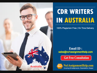 No1AssignmentHelp.Com provides the best CDR Writers in Australia