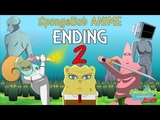 The SpongeBob SquarePants Anime - ENDING 2 (Original Animation)