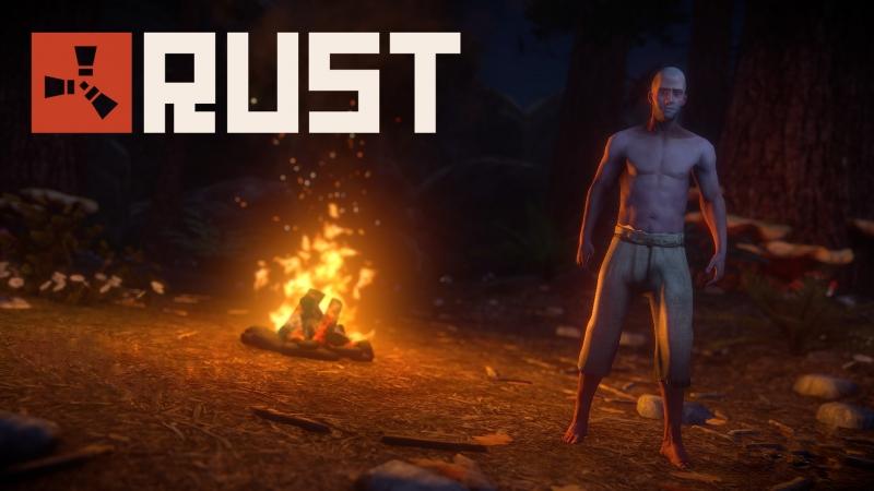 Live Stream for RUST! голые задницы, модные передницы!