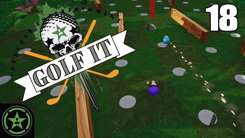 Going Full Beans! - Fore Honor - Golf It! (18)