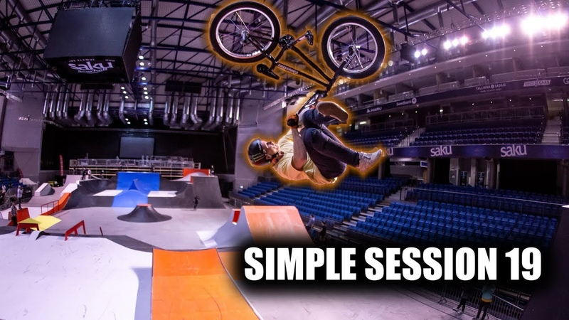 WHAT HAPPENED AT SIMPLE SESSION 2019!? insidebmx