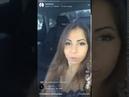 Лена Беркова в прямом эфире Instagram 18.07.2017