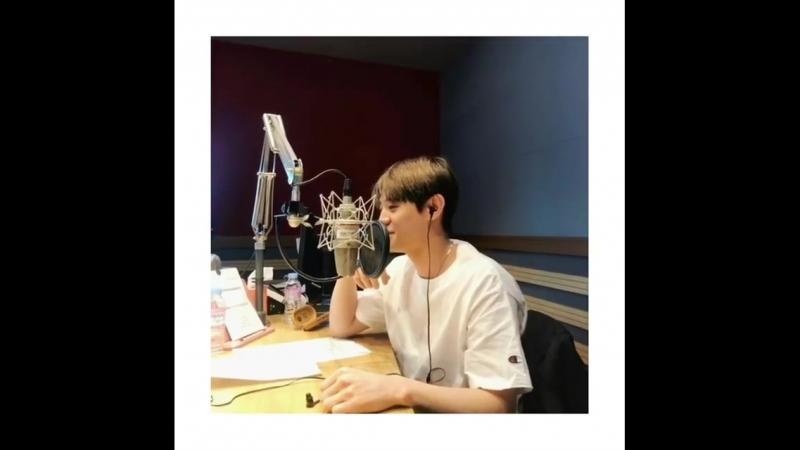 Instagram post by 양요섭의 꿈꾸는 라디오 • Apr 22, 2018