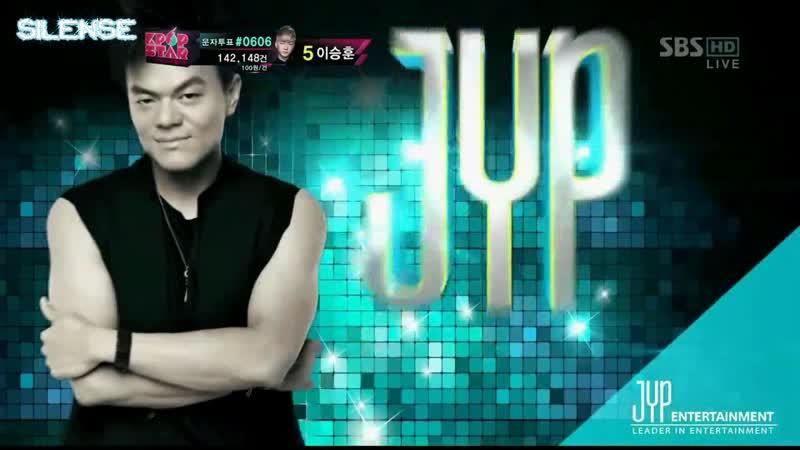 [SILENSE] K-pop Star S1 - 18 EP: Миссия 5. Песня, выбранная судьями [рус.саб]