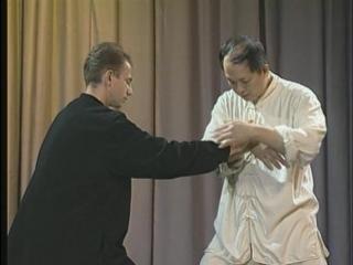 Single Hand Push Hands - Technique 4 - Wrist Sideways Neutralization