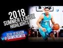 Miles Bridges Full 2018 Summer League Highlights - EXPLOSiVE! | FreeDawkins