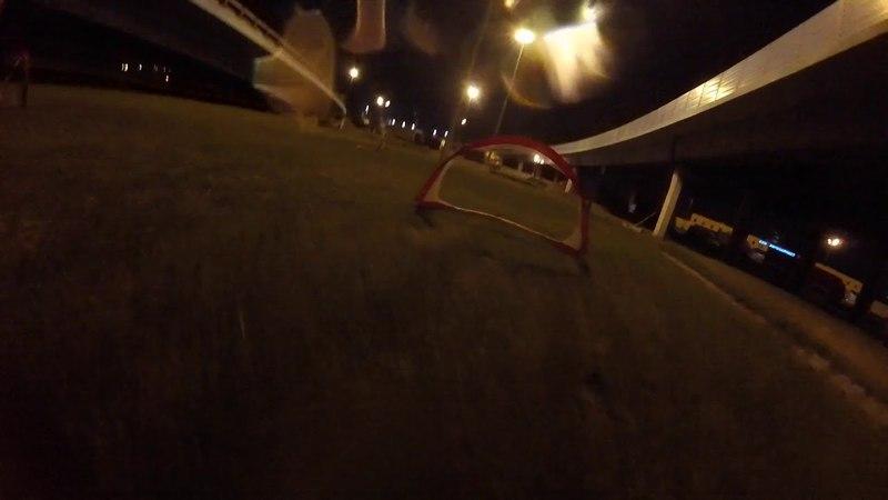 Ночные гонки на ветролетах