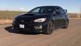 Subaru Impreza WRX 2015 vs Honda Civic Type-R. Полный привод решает
