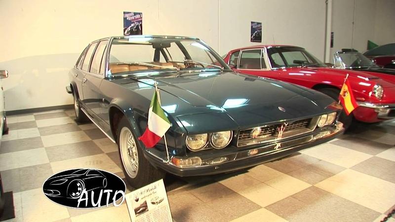 See Us Drive | Doug Magnon Talks About 1971 Maserati Quattroporte Frua