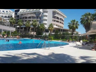 Amelia beach resort 5* Türkiye