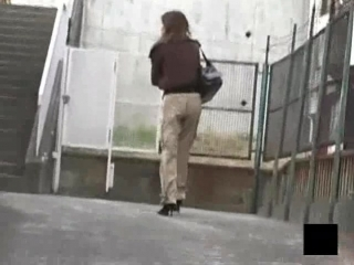 Jade Evo - E31-01 - Outdoor Accidental Pooping In Panties
