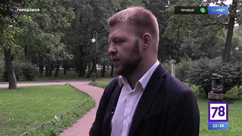 Юрист ООО ЛенЮр в эфире телеканала Life78 в программе Городовой