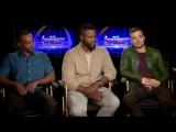 Интервью для Nerdist в рамках промоушена фильма Мстители Война бесконечности в Лос-Анджелесе, США 21.04.18