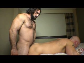 Гей секс порно hairy bear медведи junior and jaxton wheeler flip fuck