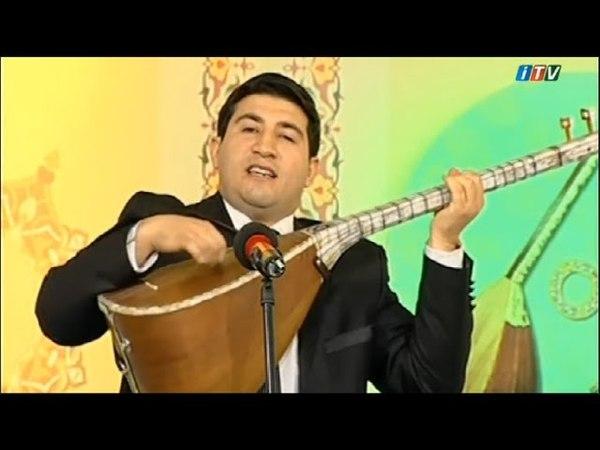 Aşıq Ramin Qarayev-Türk oğluyam,türkəm oğul!