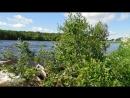 Пороги реки Онеги. Надпорожье.9314