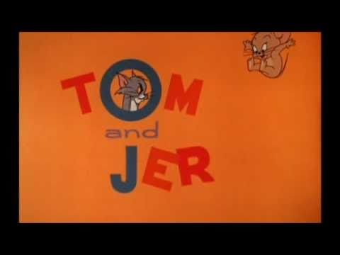 Chuck Jones Tom and Jerry Introduction