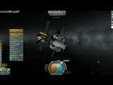 ПМР-2 Выведение спутника связи на полярную орбиту Муны полностью многоразовой ракетой