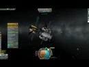 ПМР 2 Выведение спутника связи на полярную орбиту Муны полностью многоразовой ракетой