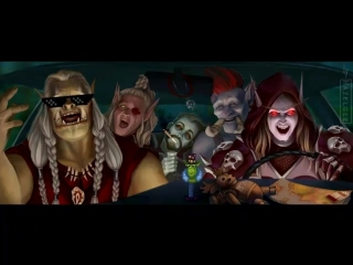New gangsters of the Horde
