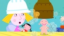 Ben and Holly's Little Kingdom Making Toys at Elf Factory 1Hour HD Cartoons for Kids