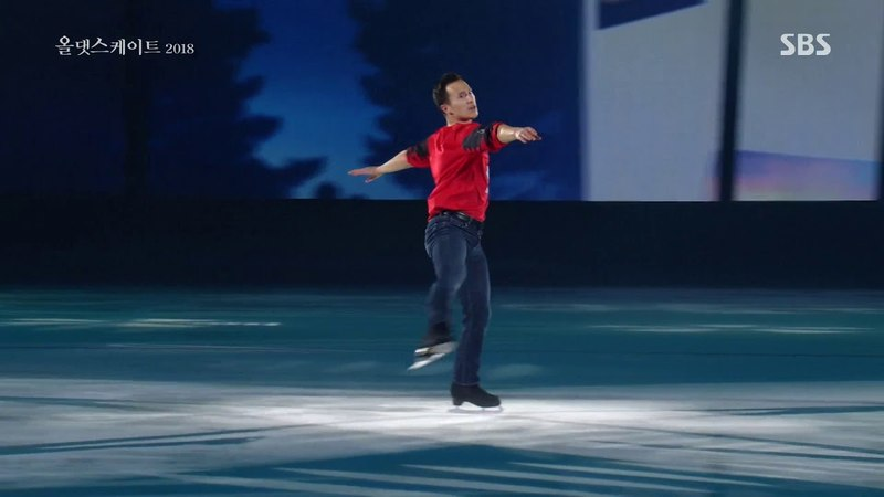 Patrick CHAN | ExGala 04 | 2018-05-22 All That Skate 2018