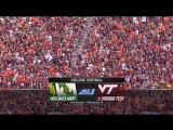 NCAAF 2018 / Week 02 / William Mary Tribe - (12) Virginia Tech Hokies / 1H / EN