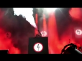 Marilyn Manson - Antichrist Superstar live in Chula Vista (video on Instagram)