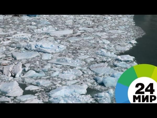 В Северном море сухогруз растерял опасный груз - МИР 24