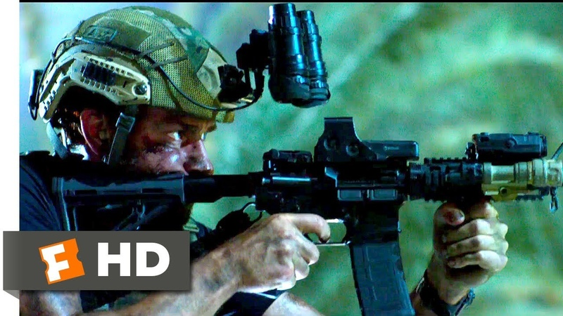 13 Hours The Secret Soldiers of Benghazi (2016) - Holding Off Hostiles Scene (710) | Movieclips