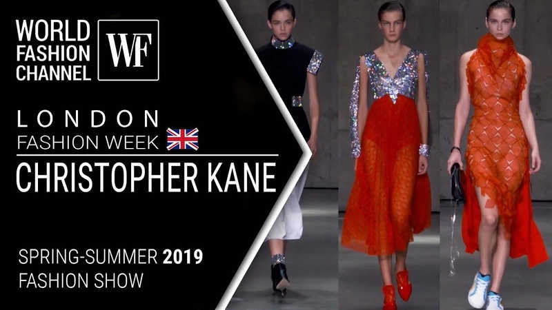Christopher Kane | Spring-summer 2019 London fashion week