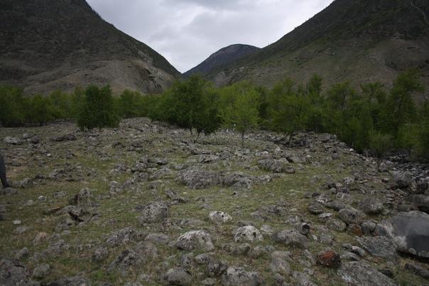 Пейзаж восхождения